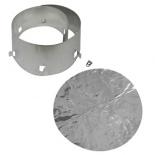 風防&遮熱板(吸気パイプ付)SOD-454
