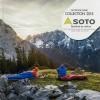 2015年度版 SOTOアウトドアカタログの配布を開始しました。